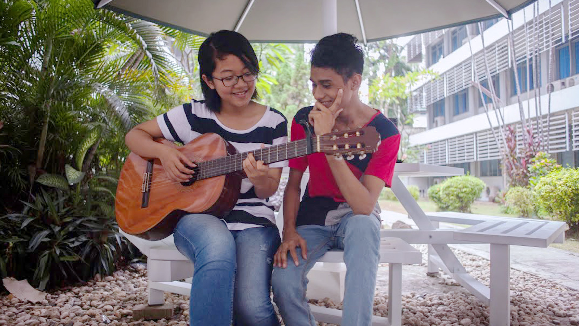 Love Yourself / Perfect – Acoustic Mashup by Anno Feat. Hana