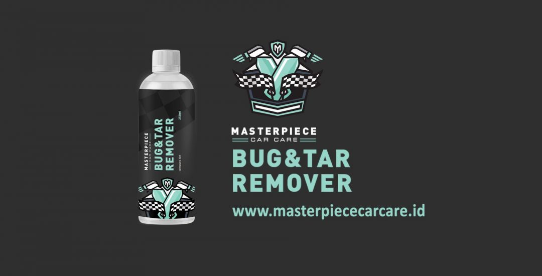 Masterpiece Car Care - Bug and Tar Remover